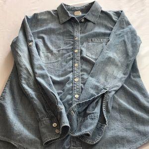 J Crew Factory women's shirt size small